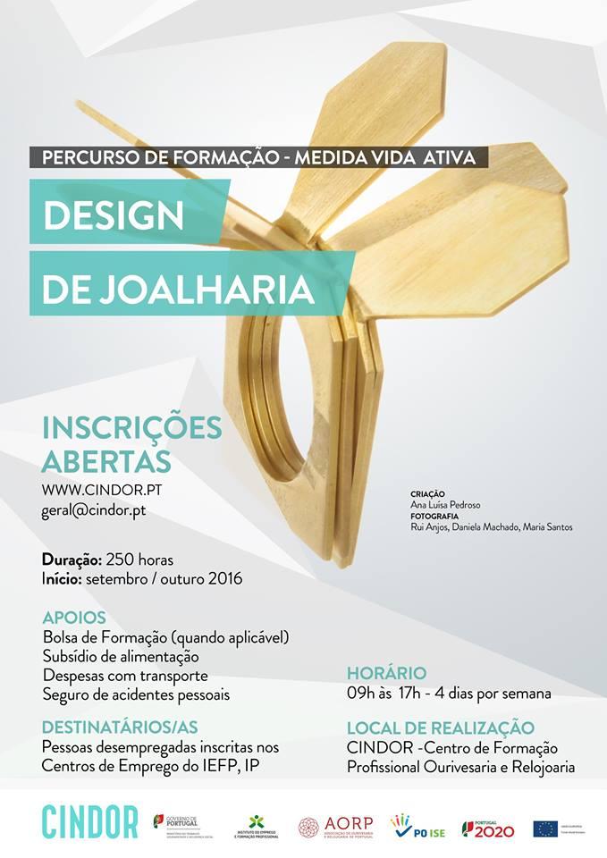 curso de design de joalharia